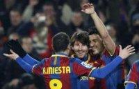 Тяжкая месть Барселоны