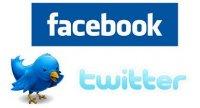 Американцы любят больше Facebook, чем Twitter