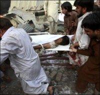 Теракт на рынке: 13-летний смертник взорвал полсотни людей
