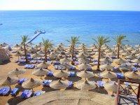 На курортах Египта отдыхает 6500 жителей Украины