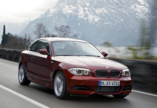 НОВЫЙ BMW 1 SERIES КУПЕ И КАБРИОЛЕТ 2011