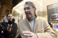 """Моратти: """"За скудетто мы боремся не только с Миланом"""""""