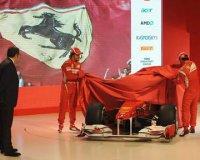 Ferrari представила новый болид для Формулы-1