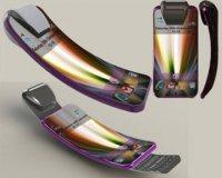 Flexiphone - прочный телефон, который зарядится за полминуты