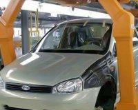АвтоВАЗ отзывает 12 тысяч машин из-за проблем с тормозами