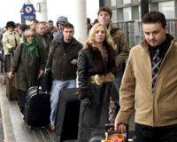 В России ввели тотальный досмотр посетителей аэропортов