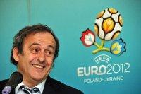 Платини гарантировал, что Евро-2012 пройдет в Украине
