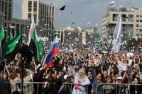 Аудитория Телеграма в РФ достигла исторического максимума