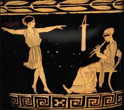 Ученые рассекретили древнегреческую музыку