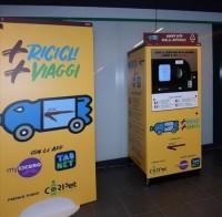В римском метро стало можно ездить за пустые пластиковые бутылки